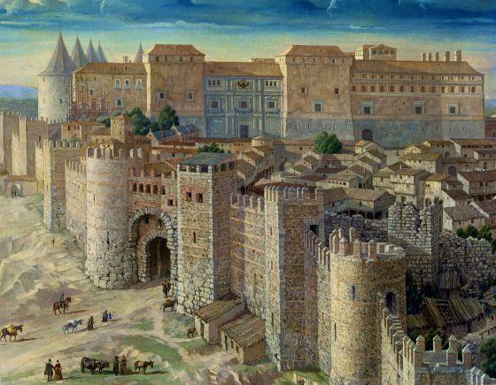 free tour medieval